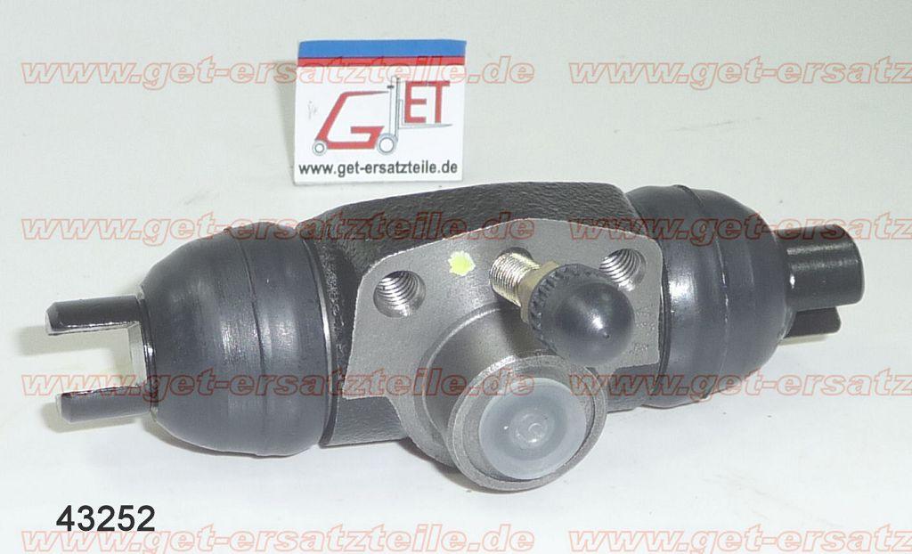 Radbremszylinder, Hauptbremszylinder, Bremsbacken für Still Gabelstapler