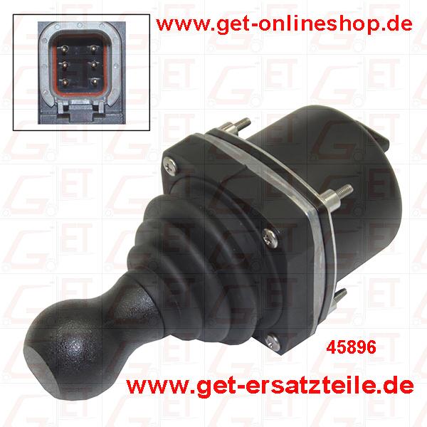 00045896 Joystick Arbeitsbuehne Hebebuehne Genie GET Gabelstapler-Ersatzteile Bad Berka