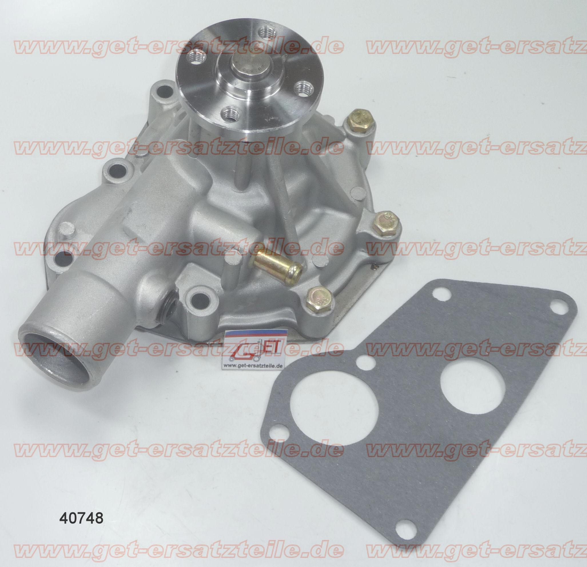 Wasserpumpen für Mitsubishi Motoren und Gabelstapler von GET ...