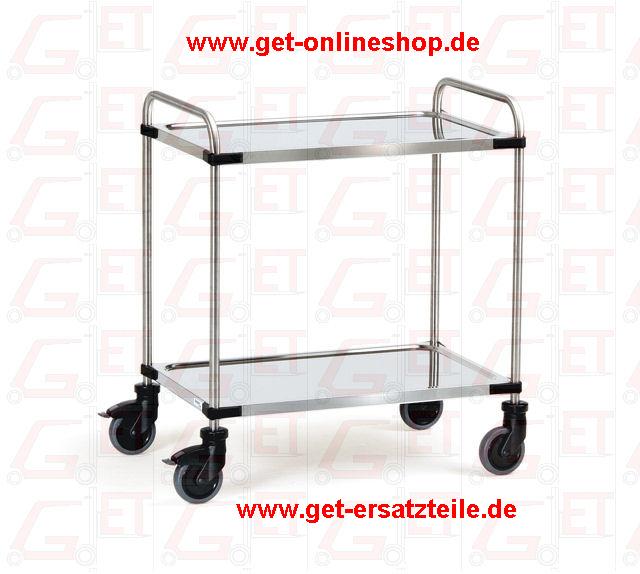 Fetra, Edelstahlwagen, 5011, Transportgeräte, Fechtel, Online-Shop, GET Bad Berka, Thüringen, Deutschland, günstig, Kostenloser Versand