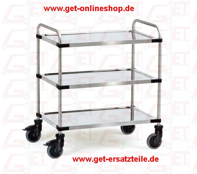Fetra, Edelstahlwagen, 5019, Transportgeräte, Online-Shop, GET Bad Berka, Thüringen, Deutschland, günstig, Kostenloser Versand