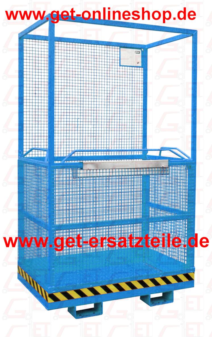 Arbeitskorb, Arbeitsbühne MB-A1 liefert GET Gabelstapler-Ersatzteile & Transportgeräte schnell und günstig. Besuchen Sie unseren Onlineshop unter www.get-onlineshop.de