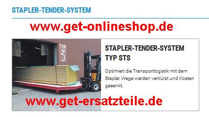 Stapler-Tender-System