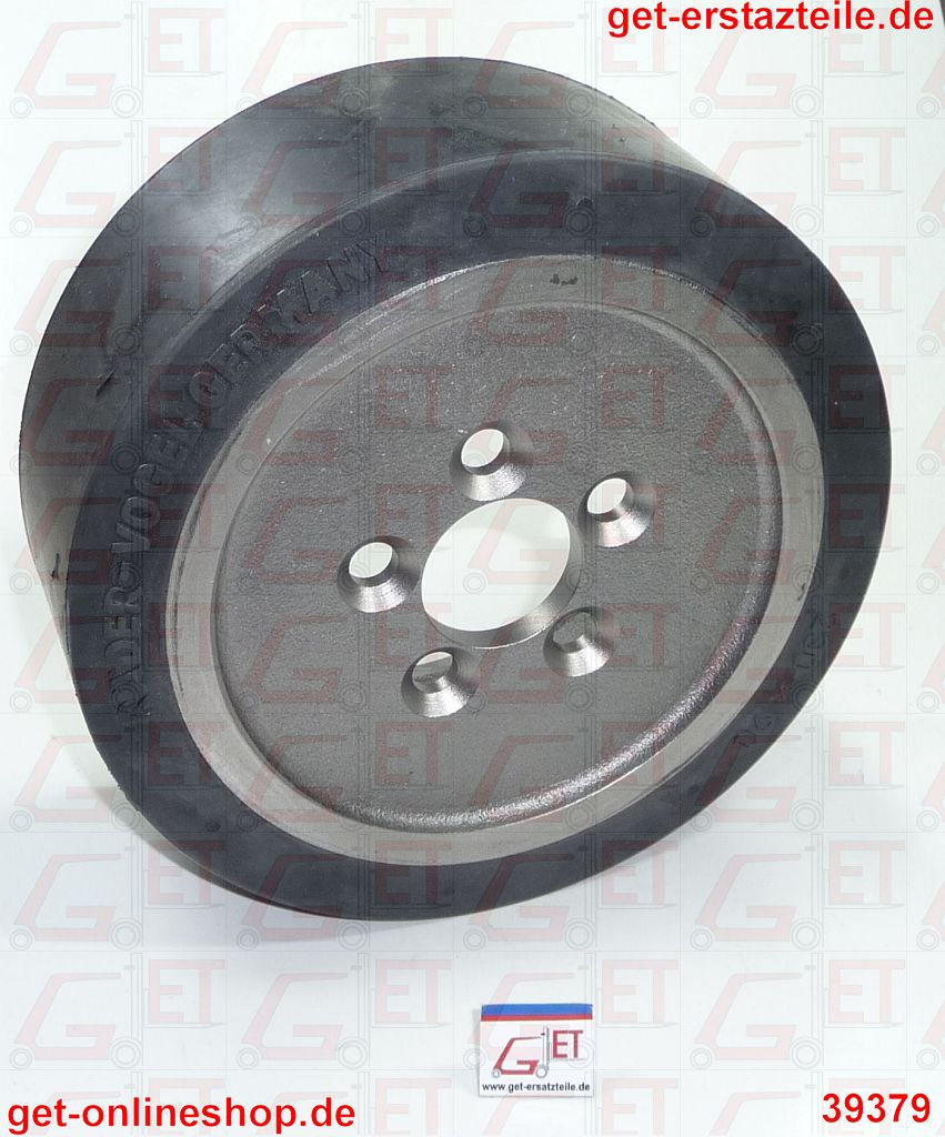 00039379-Antriebsrad-Gummi-Linde-L14-L16AP-GET-Gabelstapler-Ersatzteile