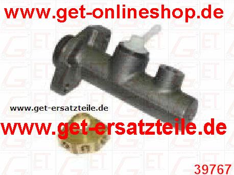 00039767 Hauptbremszylinder Fiat Pimespo D20 D23 Gabelstapler