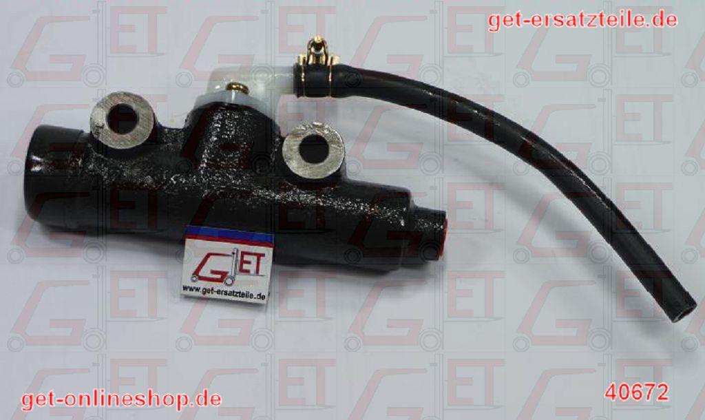00040672 Hauptbremszylinder Yale GLP070 GDP060RC Gabelstapler