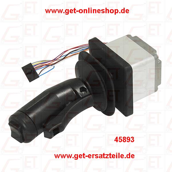 00045893 Joystick Arbeitsbühne Hebebühne Snorckel GET Gabelstapler-Ersatzteile Bad Berka