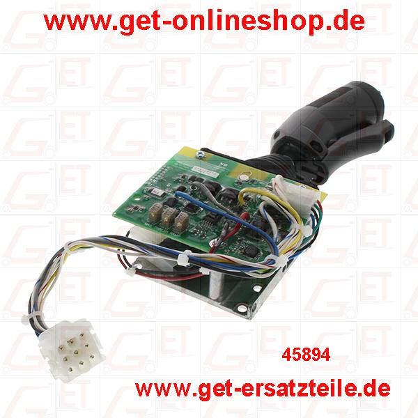 00045894 Joystick Arbeitsbühne Hebebühne Skyjack GET Gabelstapler-Ersatzteile Bad-Berka