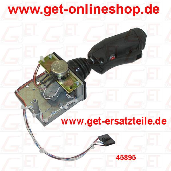 00045895 Joystick Arbeitsbühne Hebebühne Genie-GET Gabelstapler-Ersatzteile Bad Berka