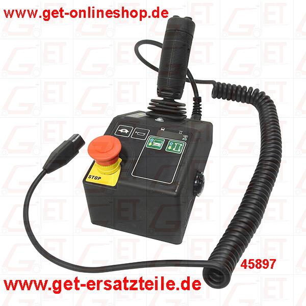 00045897 Joystick Arbeitsbuehne Hebebuehne Genie GET Gabelstapler-Ersatzteile Bad Berka