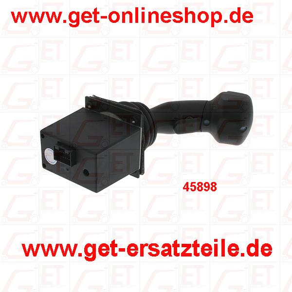 00045898 Joystick Arbeitsbuehne Hebebuehne Nifty GET Gabelstapler-Ersatzteile Bad Berka