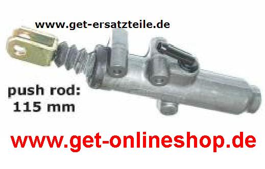 10014643 Hauptbremszylinder Clark DPM25 GPM20S 7455 EM18 7100 Gabelstapler Gas Diesel Elektro