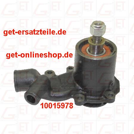 Wasserpumpe für Gabelstapler Linde H35D Serie 352 von GET Gabelstapler-Ersatzteile & Transportgeräte