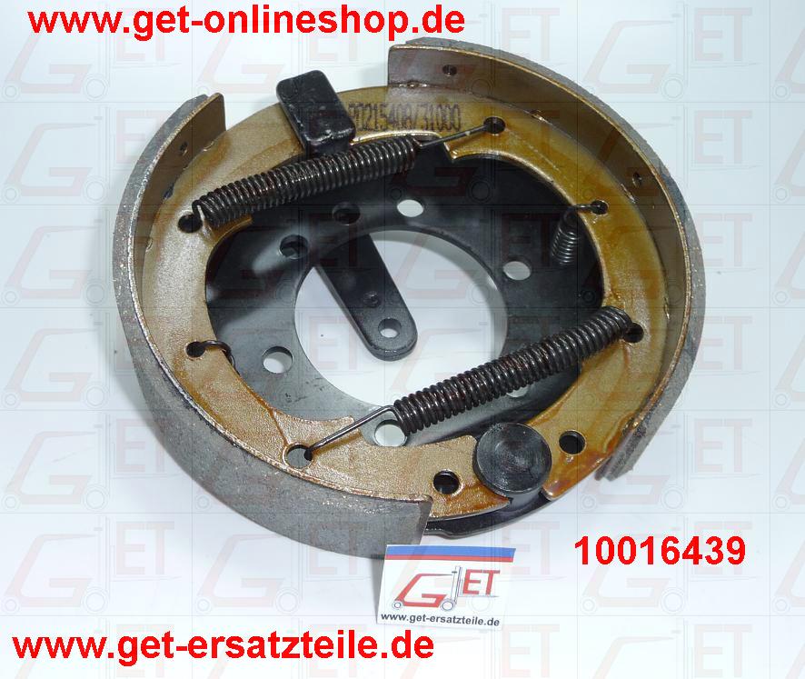 10016439-Clark-C500-Y355-40-50PD-Handbremse-Handbremsbelag, Bremsenteile
