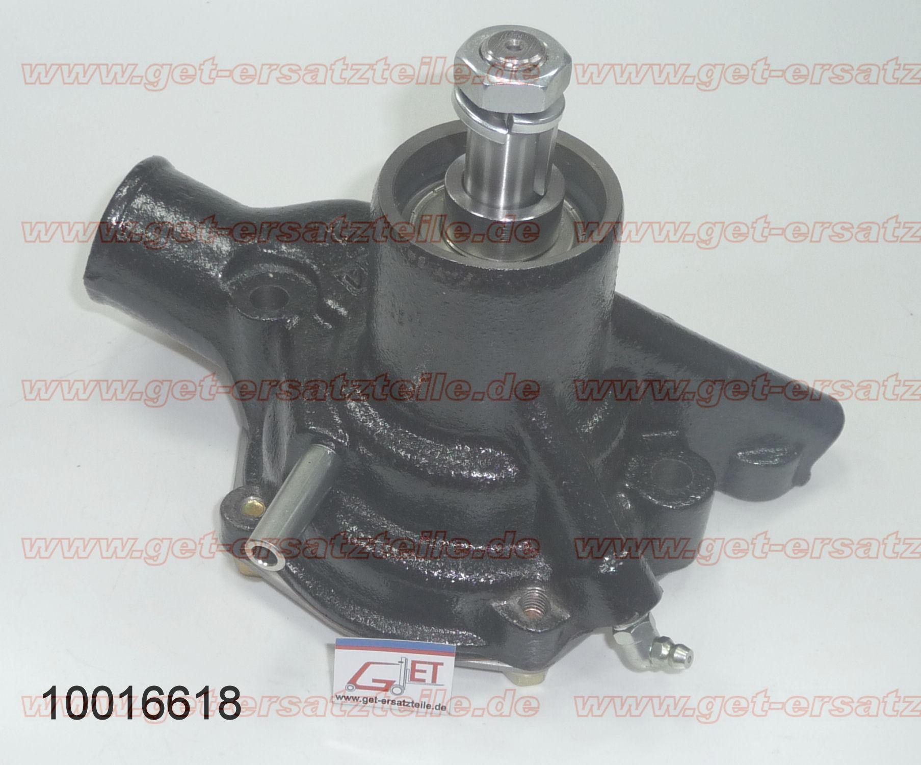 Kühler, Wasserpumpen, Kraftstoffleitung, Ansaugkrümmer, Einspritzpumpe, Einspritzdüse von GET-Gabelstapler-Ersatzteile