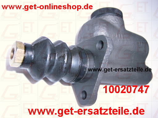 Hauptbremszylinder, Radbremszylinder, Bremsschuh, Bremsbacke, Handbremse für Gabelstapler Clark C500 Y355 40 – 50 PD, LPG von GET