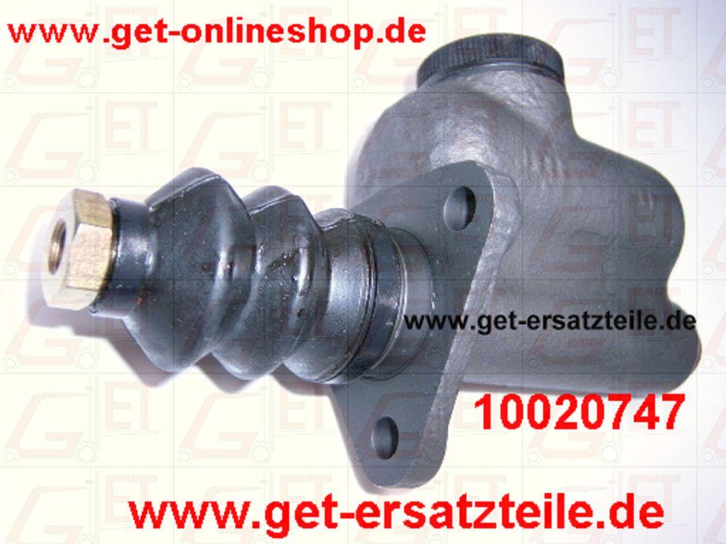 10020747 Hauptbremszylinder Clark C500 30 40 50 PD 355 3965 Gabelstapler