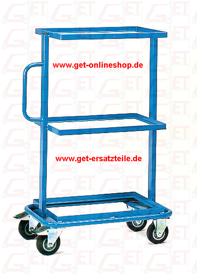 32900_Beistellwagen_Fetra_GET, Rollschränke, Rollpulte, Rungenwagen, Rollenbock