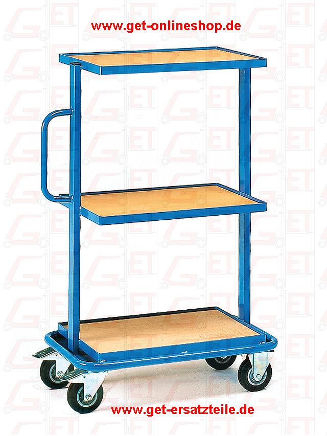 32901_Beistellwagen_Fetra_GET, Transportgeräte, Ersatzteile, Räder & Rollen