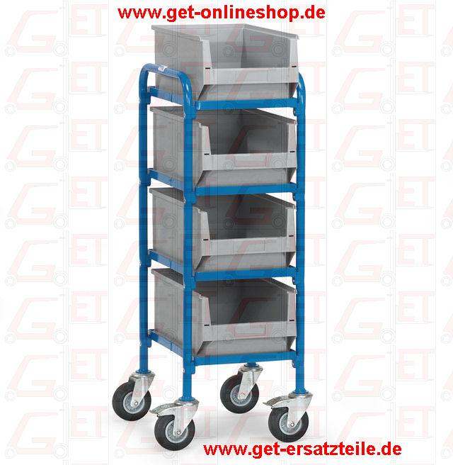 32921_Beistellwagen_Fetra_GET, Plattenwagen, Plattformwagen, Treppenkarren, Tischwagen