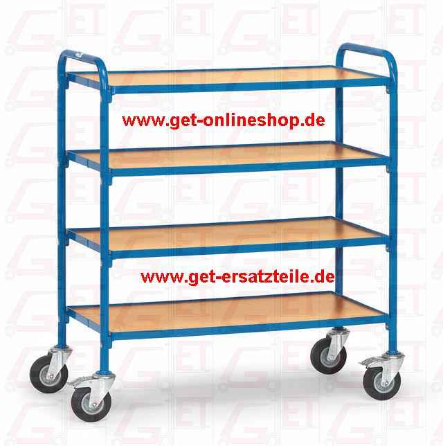 32940_Beistellwagen_Fetra_GET, Schwere Wagen, Paletten Fahrgestelle, Palettenroller, Hebelroller