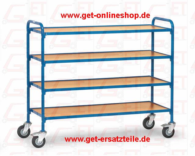 32950_Beistellwagen_Fetra_GET, Handpritschenwagen, Fasskarren, Treppenkarren