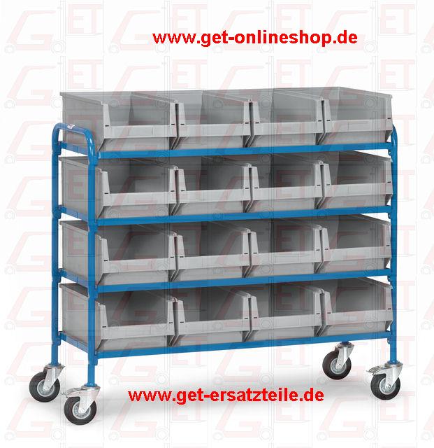 Fetra – Beistellwagen und viele andere Transportgeräte liefert GET Gabelstapler – Ersatzteile & Transportgeräte