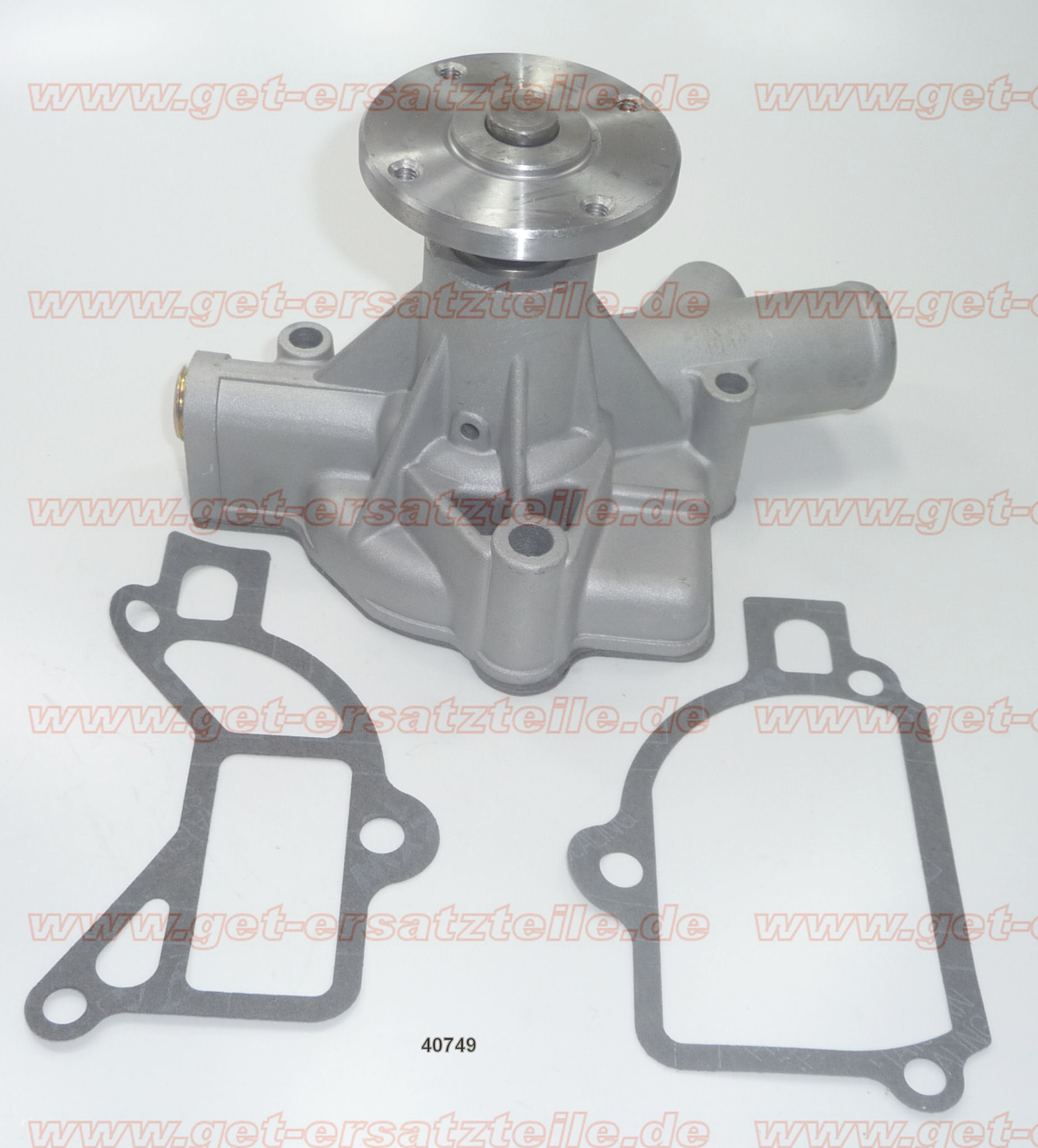 Nissan H20, Wasserpumpe, Temperaturfühler, Keilriemen, Staplerteile, Deutschland