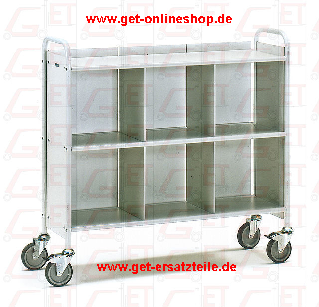 Fetra, Bürowagen, 4878, Transportgeräte, Online-Shop, GET Bad Berka, Thüringen, Deutschland, günstig, Kostenloser Versand