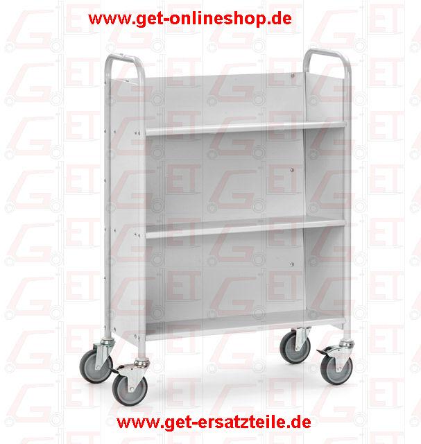 Fetra, Bürowagen, Transportgeräte, Online-Shop, GET Bad Berka, Thüringen