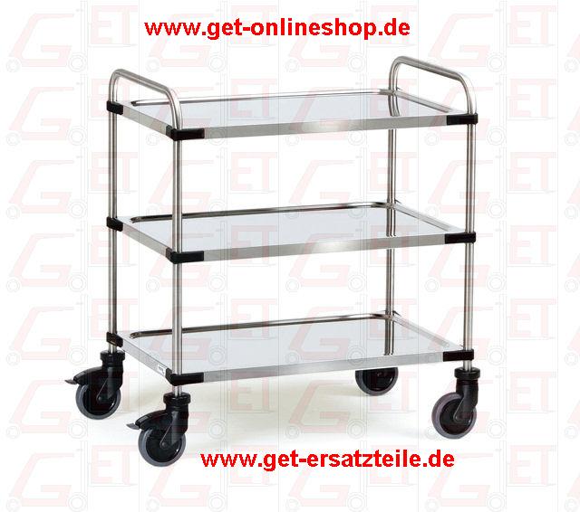 Fetra, Edelstahlwagen, 5013, Transportgeräte, Fechtel, Online-Shop, GET Bad Berka, Thüringen, Deutschland, günstig, Kostenloser Versand