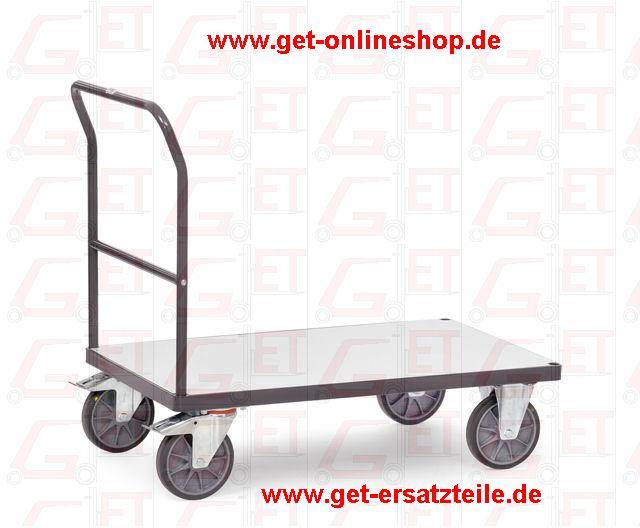 Fetra Transportgeräte ESD-Wagen von GET Frachtfrei innerhalb Deutschlands (Inseln ausgenommen)