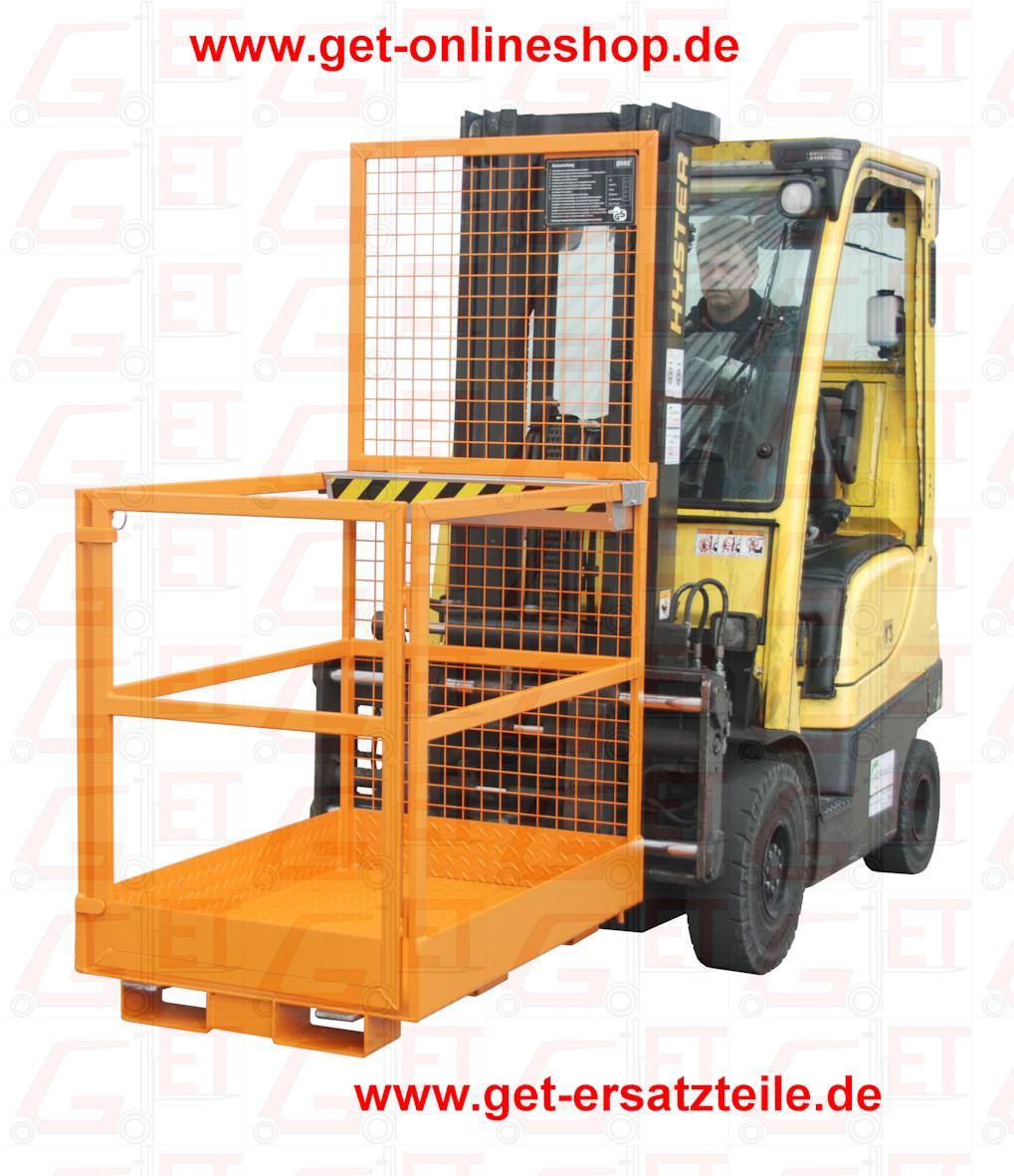 Arbeitskorb, Arbeitsbühne MB-L1 liefert GET Gabelstapler-Ersatzteile & Transportgeräte schnell und günstig. Besuchen Sie unseren Onlineshop unter www.get-onlineshop.de