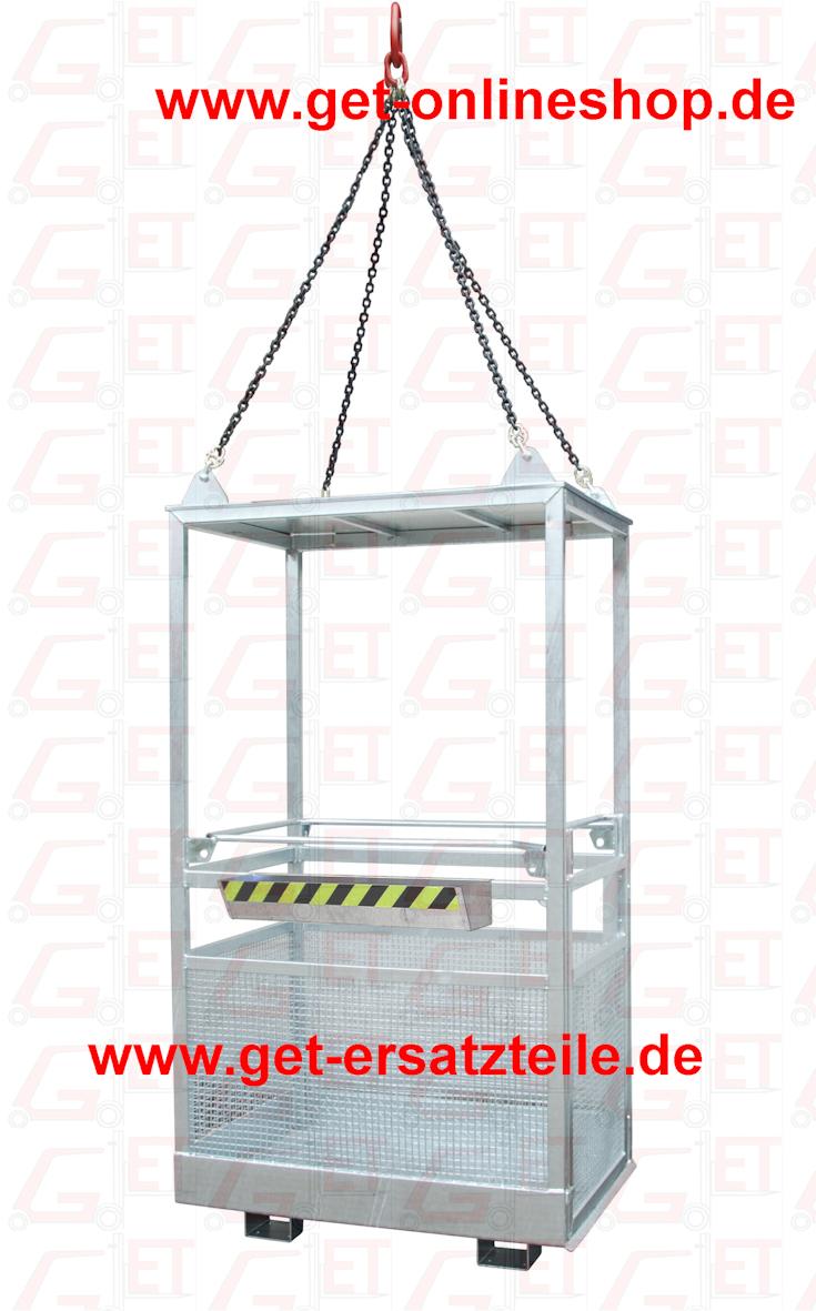 Arbeitskorb, Arbeitsbühne MB-K-IV1liefert GET Gabelstapler-Ersatzteile & Transportgeräte schnell und günstig. Besuchen Sie unseren Onlineshop unter www.get-onlineshop.de
