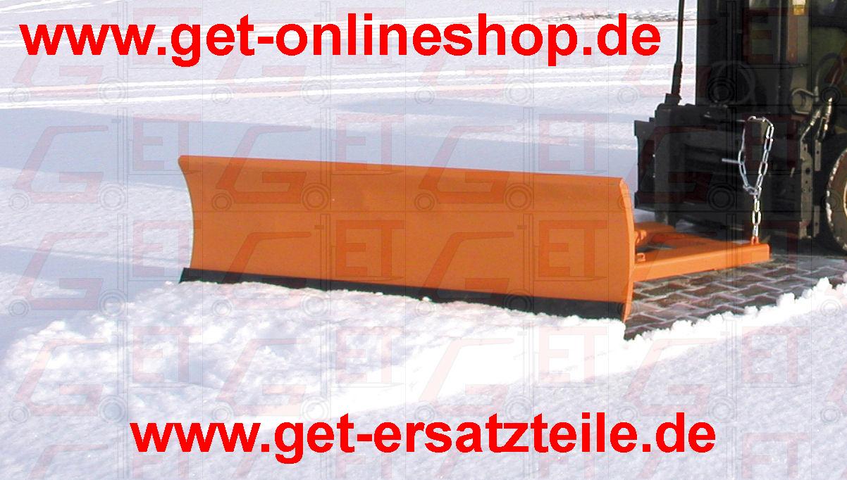 Schneeschieber Typ SCH 150, SCH180, SCH210, SCH240, Schneeschieber SCH-L1500, Schneepflüge SCH-P / SCH-U 150, 180, 210, 240 , Schneeräum-Set SRS 50, 75, 100, 150, 200, Hersteller Fa. Bauer Südlohn liefert GET schnell und günstig