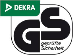 DEKRA GS ShortV BWG-01klein