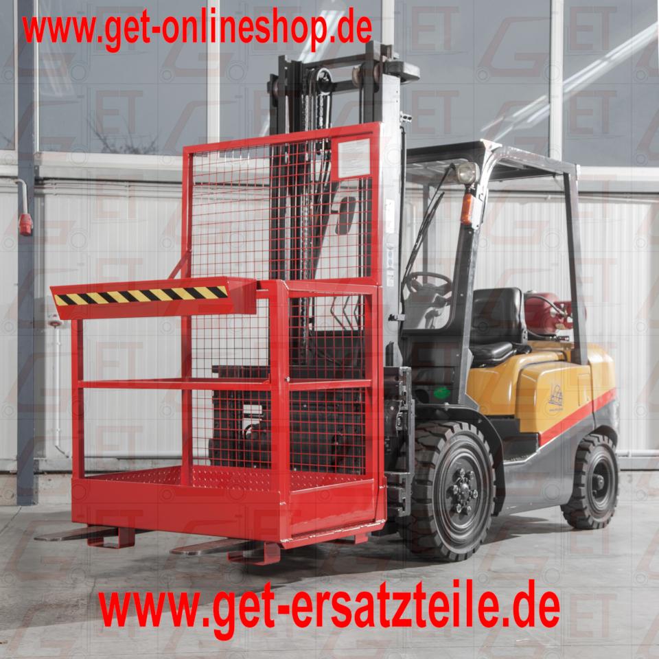 Arbeitskorb, Arbeitsbühne  Typ RAK -Anbaugeräte für Gabelstapler *NEU im Lieferprogramm von GET Gabelstapler & Transportgeräte W. Theobald*