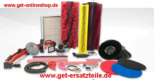 Ersatzteile für Scheuersaugmaschinen & Kehrmaschinen