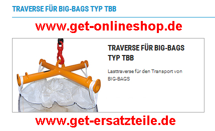 Traverse für BIG-BAGS